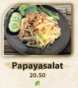 Papayasalat
