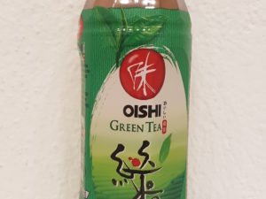 Oishi Green Tea Original 0.5 l