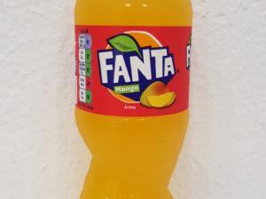 Fanta Mango 0.45 l