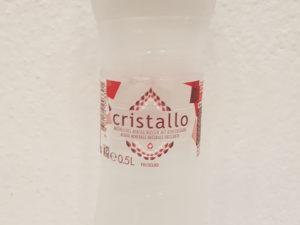 Mineralwasser mit Kohlensäure 0.5 l