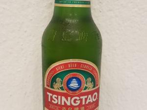 Tsingtao Beer 0.33 l, alc. 4.7%