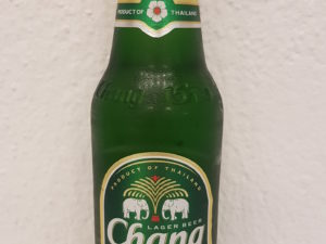 Chang Beer 0.33 l, alc.5%