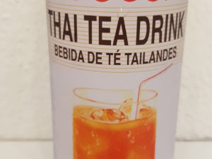 Thai Tea Drink 0.33 l