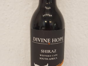 Rotwein Shiraz South Africa 0.187 l, alc.13%